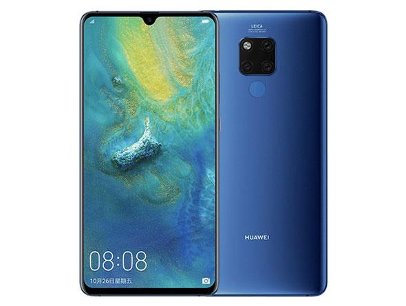 HUAWEI Mate 20 X 128GB 全网通版(宝石蓝)